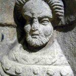 Stèle, Pierre, Epoque gallo-romaine, Chagny (S.-et-L.). © musée Denon