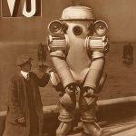 France, XXe s. Magazine Vu mars 1932 : Un monstre sous-marin Héliogravure sur papier Chalon-sur-Saône, musée Nicéphore Niépce © musée Nicéphore Niépce