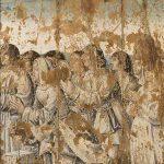 Retable de saint Blaise (quatrième volet), huile sur bois, 95 x 80 cm, début XVIe. © musée Denon / Philip Bernard