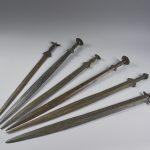 Épées, âge du Bronze